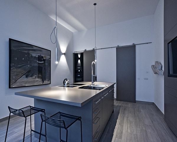 Küche nachher: Moderne Kücheneinrichtung vom Tischler